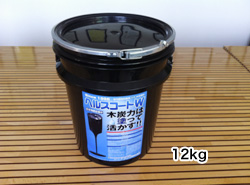 """Charcoal paint """"Health Coat"""" for Indoor Painting"""