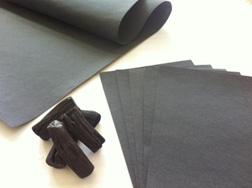 """Charcoal Powder Combination Sheet """"HC Sheet"""""""